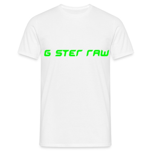 Ron's Wear gster (men) pink/green - Mannen T-shirt