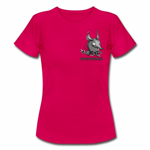 Nasenbär - Frauen T-Shirt