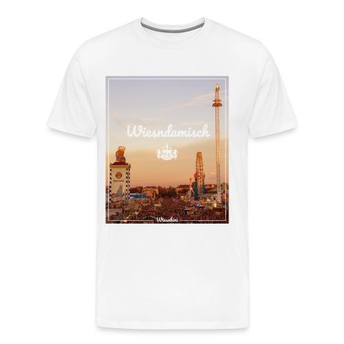 Wiesndamisch T-Shirt Premium - Männer Premium T-Shirt