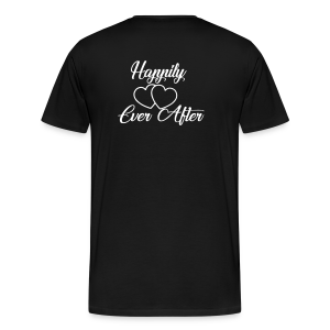 T shirt homme hapilly ever after - T-shirt Premium Homme
