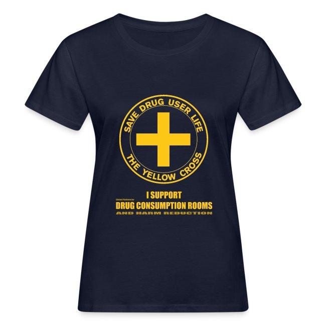 Woman's T-shirt - DCRs Save Lives