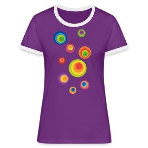limited edition 05 - Frauen Kontrast-T-Shirt