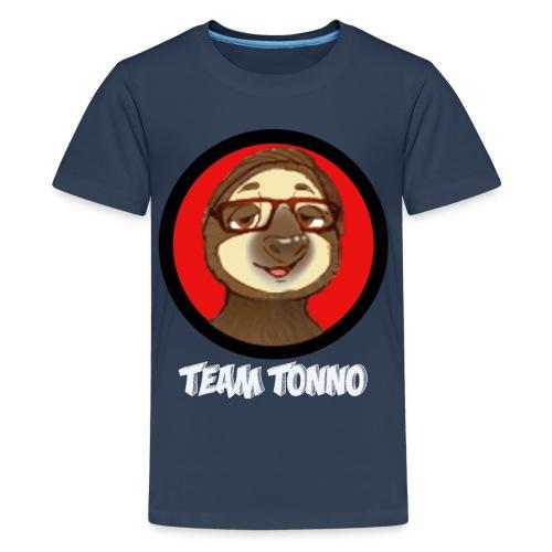 Team Tonno Teenager Shirt - Teenager Premium T-Shirt