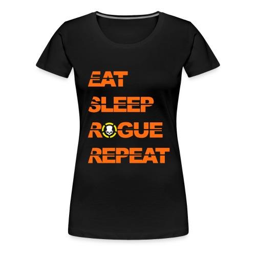 Rogue Life Female T-Shirt - Women's Premium T-Shirt