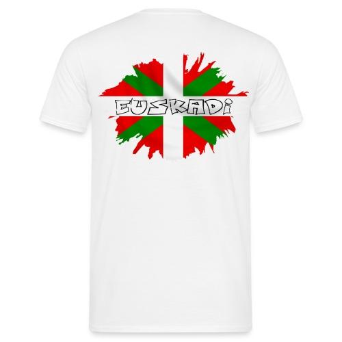 Basque - euskadi - T-shirt Homme