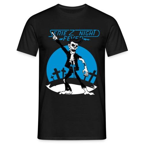 Sábado noche Zombie - Camiseta hombre