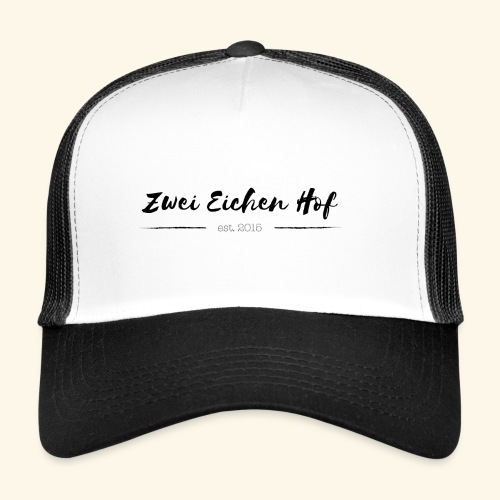 Cap Zwei Eichen Hof est 2015 - Trucker Cap