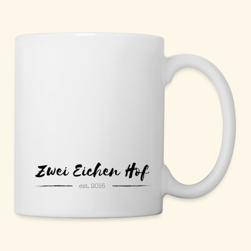 Kaffeebecher - Zwei Eichen Hof - Tasse
