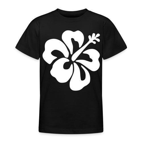 mustaa ja valkoista - Nuorten t-paita