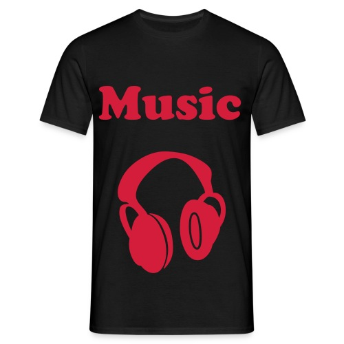 Music it's my Life 1 - T-shirt Homme