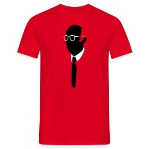 Business Trip - Männer T-Shirt