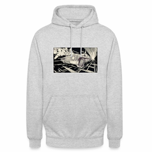 STAND OUT - Unisex Hoodie