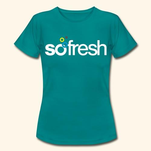 sofresh (w) - T-Shirt Foxy - Frauen T-Shirt