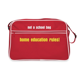 not a school bag retro - Retro Bag