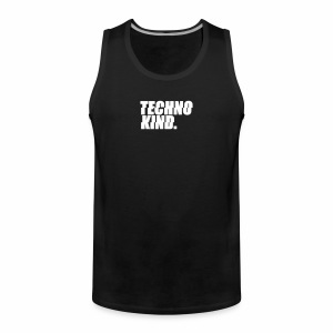 Techno Kind - Tanktop - Männer Premium Tank Top