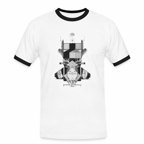 KEEP IT REAL - Men's Ringer Shirt
