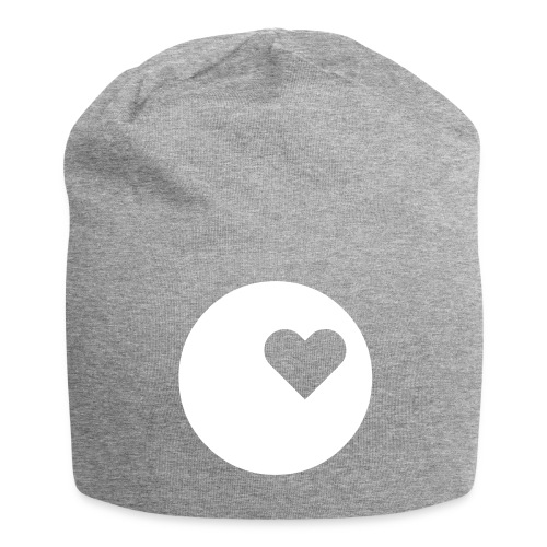 LOGO HEART  Mütze - Jersey-Beanie