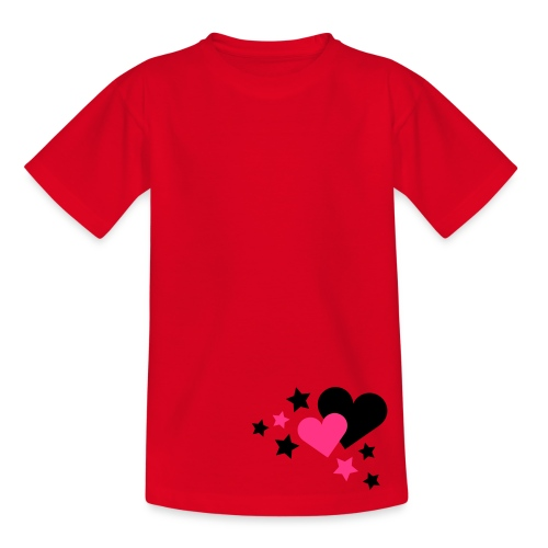 Kids Heart - Teenage T-Shirt