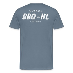 BBQ-NL - Mannen Premium T-shirt