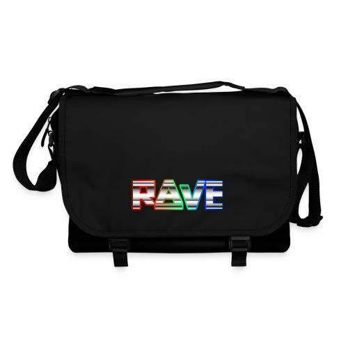 Rave Rainbow - Tasche - Umhängetasche