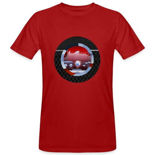 FabFilter T-Shirt - Saturn - Men's Organic T-Shirt