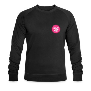 Bio Fair-Sweatshirt still not loving war - Männer Bio-Sweatshirt von Stanley & Stella