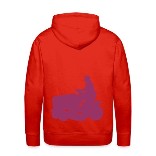 hod-IE! red - Men's Premium Hoodie