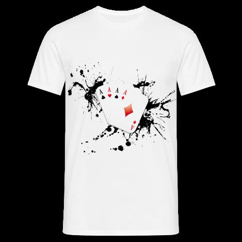 Poker 2.0 - T-shirt Homme