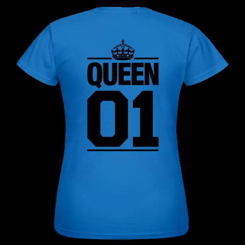 Queen 1.0 - T-shirt Femme