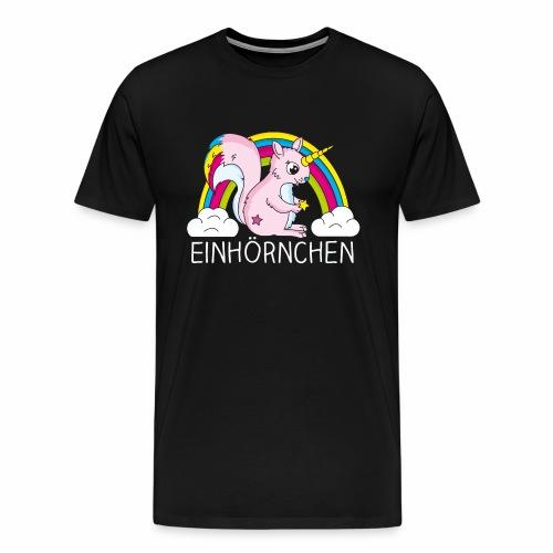 T-Shirt Einhörchen - Männer Premium T-Shirt