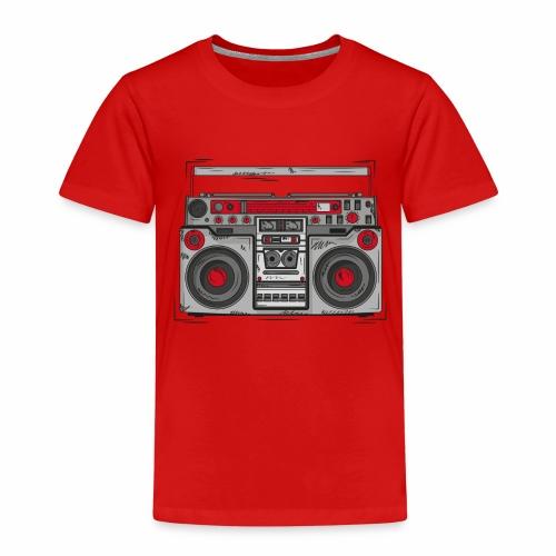T-Shirt Ghettoblaster - Kinder Premium T-Shirt