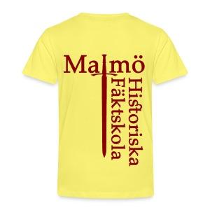 Klubbtröja barn - Premium-T-shirt barn