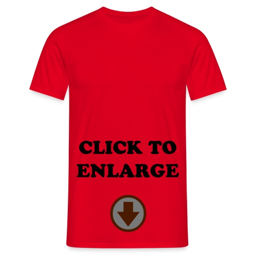 Click To Enlarge - Mannen T-shirt