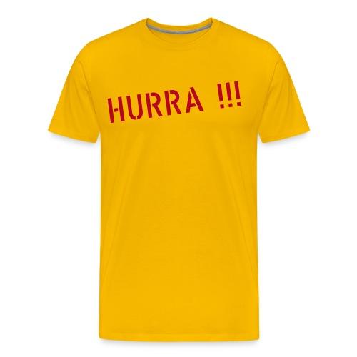 HURRA/DIONYSOS - Männer Premium T-Shirt