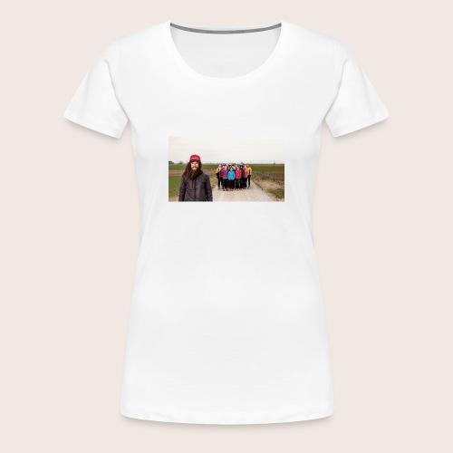 Forrest Gump - Frauen Premium T-Shirt