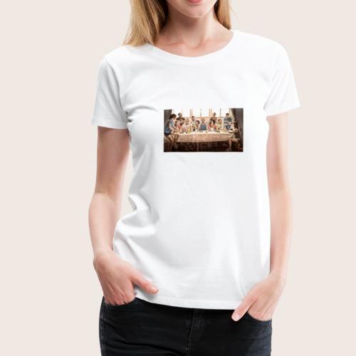 Laufguru - Frauen Premium T-Shirt