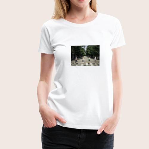 Abbey Road - Frauen Premium T-Shirt