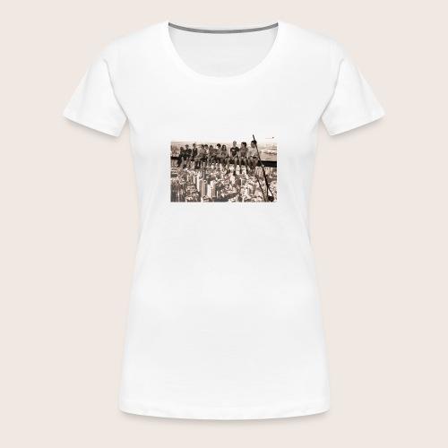 Läuferpause - Frauen Premium T-Shirt