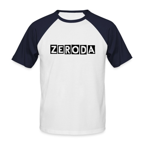 Zeroda Baseball Shirt - Men's Baseball T-Shirt