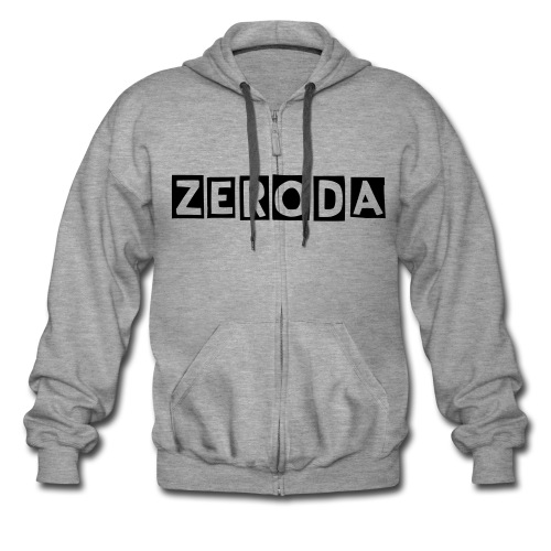 Zeroda Hooded Jacket - Men's Premium Hooded Jacket