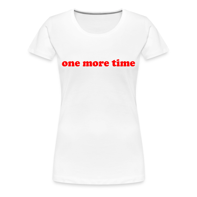 One More Time - Girl