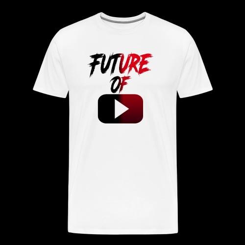 FutureOfYouTube - Männer Premium T-Shirt