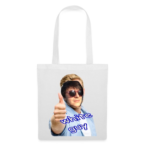 XXXXX WHITE GUY BAG XXXXX - Tote Bag