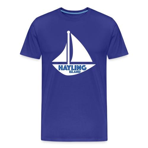Sail Hayling Island - Men's Premium T-Shirt