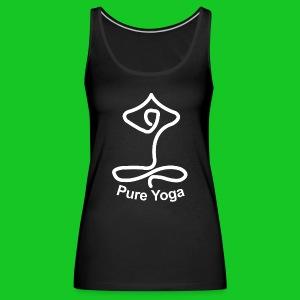 Pure Yoga Premium tank top - Vrouwen Premium tank top