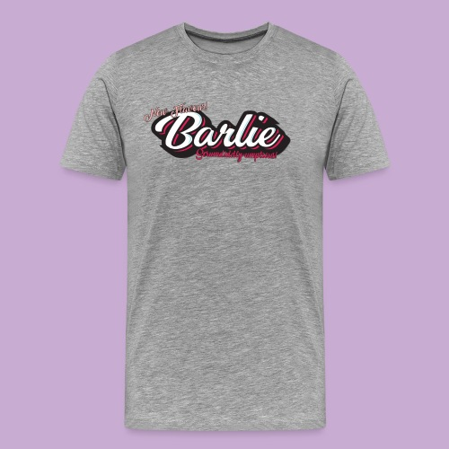Barlie Men's - Men's Premium T-Shirt