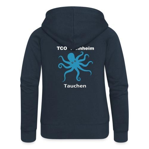 Frauen TCO Tauchen Kapuzenjacke - Frauen Premium Kapuzenjacke
