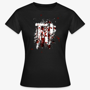 TNI splatter (f/-) WOMEN - Frauen T-Shirt