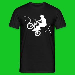 BMX heren t-shirt - Mannen T-shirt