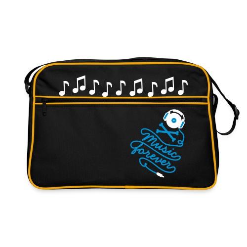 music forever - Retro Bag